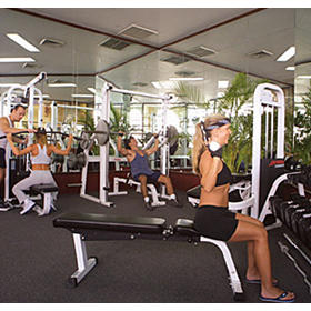 Avalon Grand Resort - Exercise Facility