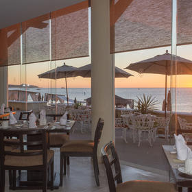 Casa Dorada at Medano Beach Restaurant