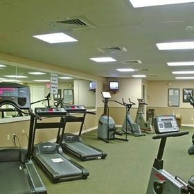 Silverleaf's Oak 'n Spruce Resort Fitness Center