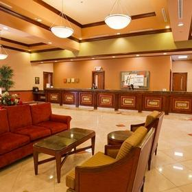 Holiday Inn Club Vacations at Desert Club Resort Lobby