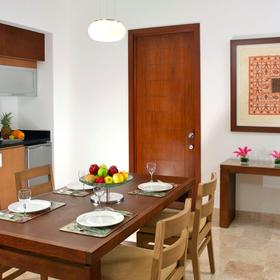 The Bliss Resort Dining Area