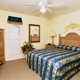 Villas at Fortune Place - Unit Bedroom