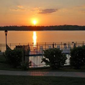 Stillwaters Pool and Lake Martin