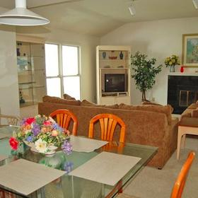 Stillwaters Dining and Living Area