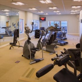 Escapes! to the Shores Fitness Center