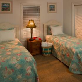 Palm Beach Resort Bedroom