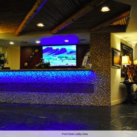 The Villas of Gold Canyon Lobby