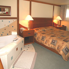 First Cabin Club Bedroom