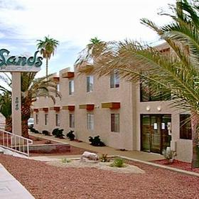 The Sands Vacation Resort Exterior