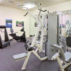 WorldMark Bison Ranch Resort Fitness Center