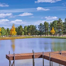 WorldMark Bison Ranch Resort Lake