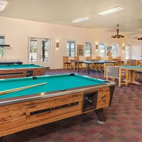 WorldMark Bison Ranch Resort Game Room