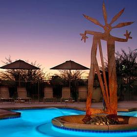 Marriott's Canyon Villas at Desert Ridge Pool