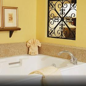 Marriott's Canyon Villas at Desert Ridge Bathtub