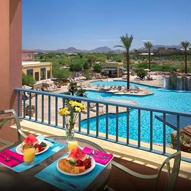 Marriott's Canyon Villas at Desert Ridge Balcony View