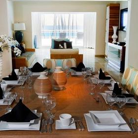 Presidential Suites by Lifestyle Holidays Vacation Resort Dining Area
