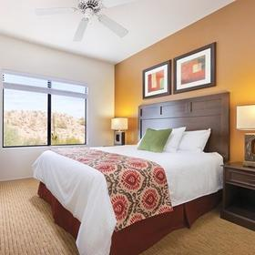 WorldMark Phoenix - South Mountain Preserve Bedroom