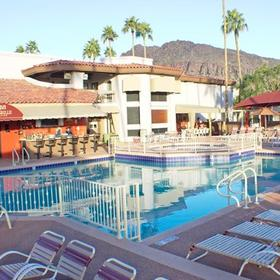 Scottsdale Camelback Resort Pool