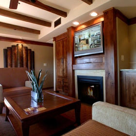 Sedona Summit Living Room