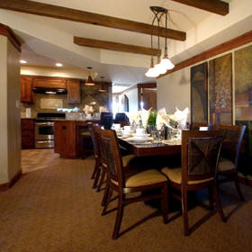 Sedona Summit Dining Area