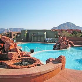 Sedona Summit Pool