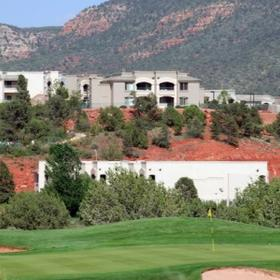 The Ridge on Sedona Golf Resort Golf Course