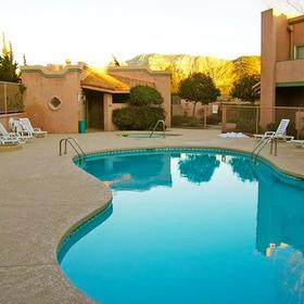 Sedona Springs Resort Pool