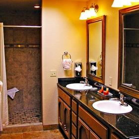 Sedona Springs Resort Bathroom