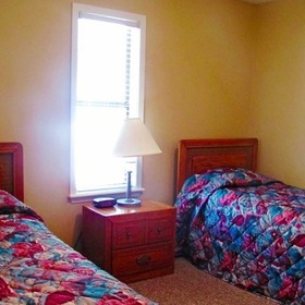 The Wharf Bedroom