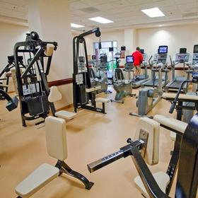 The Villas at Disney's Grand Californian Hotel & Spa Fitness Center