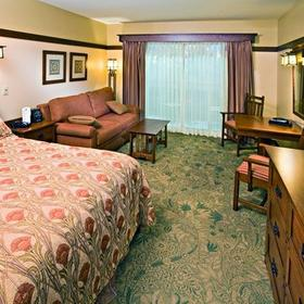 The Villas at Disney's Grand Californian Hotel & Spa Deluxe Studio