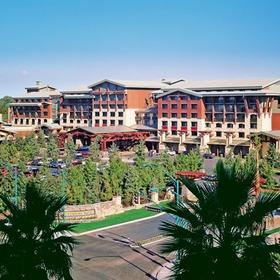 The Villas at Disney's Grand Californian Hotel & Spa Exterior