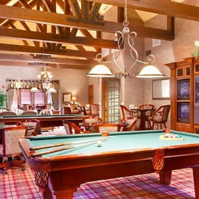 Club at Big Bear Lake Billiards Room