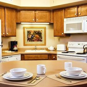 WorldMark Big Bear Kitchen and Breakfast Bar