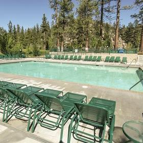 WorldMark Big Bear Pool