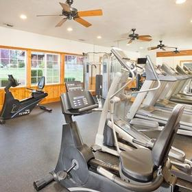 WorldMark Big Bear Fitness Center