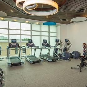 Ocean 22 by Hilton Grand Vacations (HGVC) Fitness Center