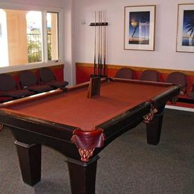 Tamarack Beach Resort Game Room