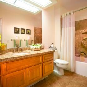 Welk Resorts Palm Springs Bathroom