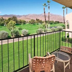 Welk Resorts Palm Springs Balcony