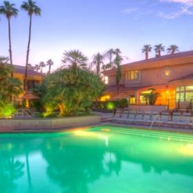Welk Resorts Palm Springs Pool