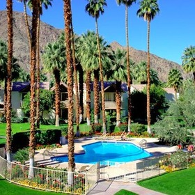 Indian Wells Condoshare Pool