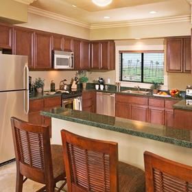WorldMark Indio Kitchen
