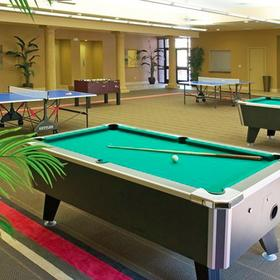 WorldMark Indio Game Room