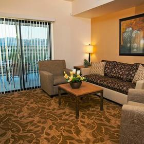 WorldMark Indio Living Area