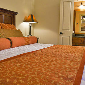 Salado Creek Villas Bedroom
