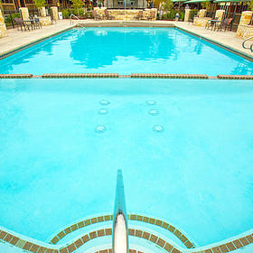 Salado Creek Villas Pool