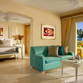 Dreams Punta Cana Resort & Spa Living Area