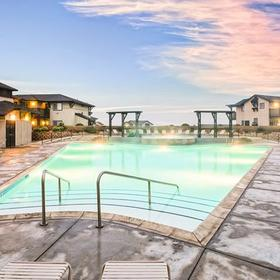 WorldMark Marina Dunes Pool