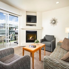 WorldMark Marina Dunes Living Area